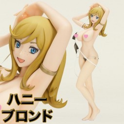 Honey Blonde: Eleanor Mercer Royal Black ver. 1/7 Scale PVC Statue