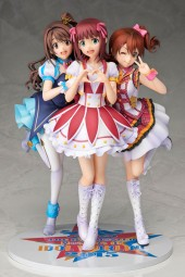 The Idolmaster Masters Of Idol World: 10th Anniversary Memorial 1/8 Scale PVC Statue