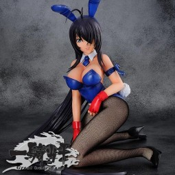Ikki Tousen: Kanu Unchou Bunny Ver. 1/4 Scale PVC Statue