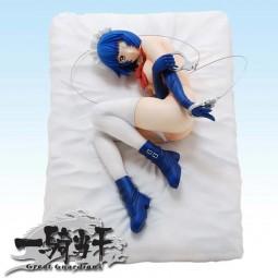 Ikki Tousen: Ryomou Shimei Ura Jacket 1/7 Scale PVC Statue