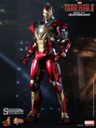 Iron Man 3: Iron Man Mark 17 Heartbreaker 1/6 Actionfigure