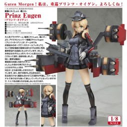 Kantai Collection: Prinz Eugen 1/8 Scale PVC Statue