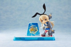 Kantai Collection: Shimakaze Smart Phone Stand Figure