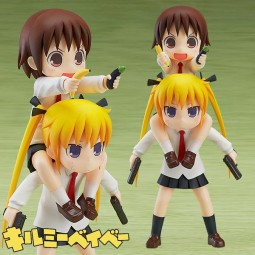 Kill Me Baby!: Yasuna & Sonya non Scale PVC Statue