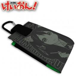 K-ON!: Azusa Nakano Carabiner Handytasche