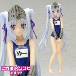 Kore ha Zombie Desu ka?: Yu Swimsuit Ver. 1/10 Scale PVC Statue