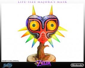 Legend of Zelda Majora's Mask 3D: Life-Size Replik Majoras Maske
