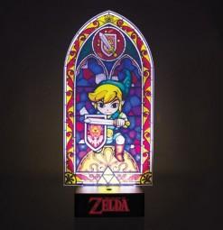 Legend of Zelda Wind Waker: LED Leuchte Link