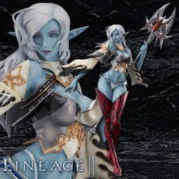 Lineage II: Dark Elf 1/7 Scale PVC Statue