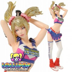 Lollipop Chain Saw: Juliet Sterling 1/8 Scale PVC Statue