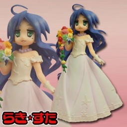 Lucky Star: Konata Izumi Summer Wedding PVC Statue
