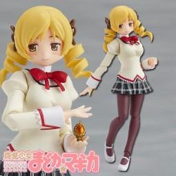 Puella Magi Madoka Magica: Mami Tomoe School Uniform ver. - Figma