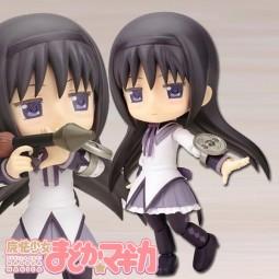 Puella Magi Madoka Magica: Akemi Homura - Cu-Poche