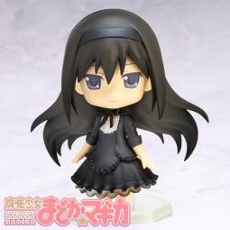 Puella Magi Madoka Magica: Chara-Many Homura Akemi non PVC Figuren Set