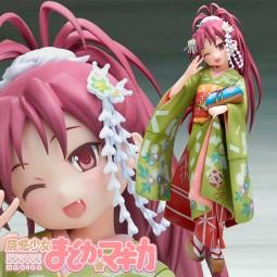 Puella Magi Madoka Magica: Kyouko Sakura Maiko Ver. 1/8 PVC Statue