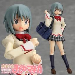 Puella Magi Madoka Magica: Sayaka Miki School Uniform ver. - Figma