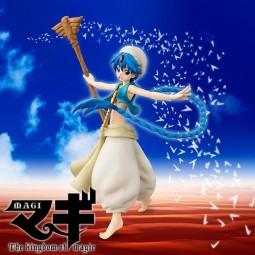 Magi: G.E.M. Aladdin 1/8 Scale PVC Statue
