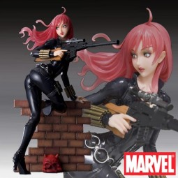 Marvel: Bishoujo Black Widow Covert Ops Ver. 1/7 Scale PVC Statue