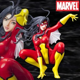 Marvel: Bishoujo Spider-Woman 1/7 Scale PVC Statue