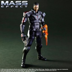 Mass Effect 3: Play Arts Kai Commander Shepard Actionfigur