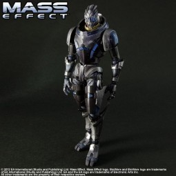 Mass Effect 3: Play Arts Kai Garrus Vakarian Actionfigur
