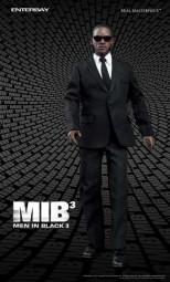 Men in Black III: Agent J Real Masterpiece Actionfigur