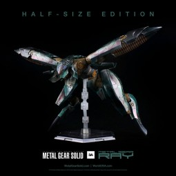 Metal Gear Solid: MG-Ray Half-Size Edition Actionfigur