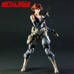 Metal Gear Solid: 25th Anniversary Play Arts Kai Meryl Silverburgh Actionfigur