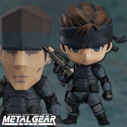 Metal Gear Solid: Solid Snake - Nendoroid