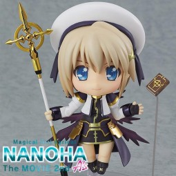 Magical Girl Lyrical Nanoha The MOVIE 2nd A's: Hayate Yagami Unison Edition Nendoroid