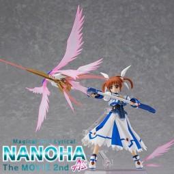 Magical Girl Lyrical Nanoha The MOVIE 2nd A's: Nanoha Takamachi Excelion Mode - Figma
