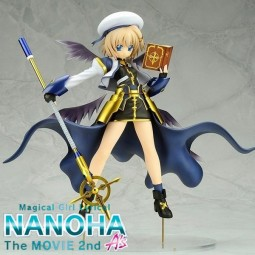 Magical Girl Lyrical Nanoha The MOVIE 2nd A's: Hayate Yagami - Zur Zeit des Erwachens - 1/7 PVC Sta