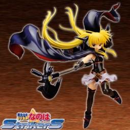Magical Girl Lyrical Nanoha Strikers The Movie 1st: Fate Testarossa Phantom M 1/7 PVC Statue