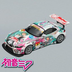 Vocaloid 2: Miku Hatsune Good Smile BMW Z4 2011 Sepang First Victory Ver. 1/43 Resin Model