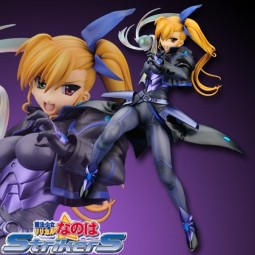 Magical Lilical Nanoha StrikerS: Vivio 1/7 Scale PVC Statue