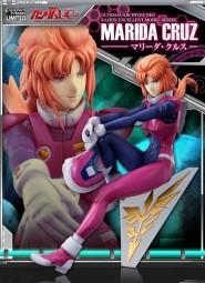 Mobile Suit Gundam Unicorn: Marida Cruz Limited Reproduction 1/8 Scale PVC Statue