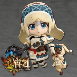 Monster Hunter 4: Female - Lagombi Edition Nendoroid