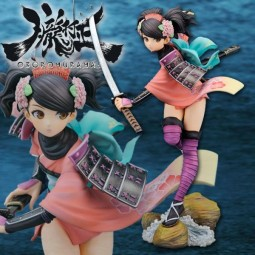 Muramasa: The Demon Blade - Momohime 1/8 Scale PVC Statue