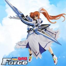 Magical War Lyrical Nanoha Force: Nanoha Takamachi CW-AEC00X Fortress & CW-AEC02X Strike Cannon 1/8