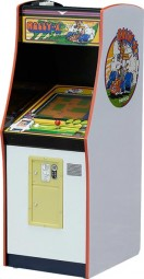 1/12 NAMCO Rally-X Arcade Machine Collection Mini Replik