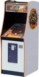 1/12 NAMCO Tank Battalion Arcade Machine Collection Mini Replik