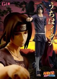 Naruto Shippuden: G.E.M. Serie Itachi Uchiha 1/8 Scale PVC Statue