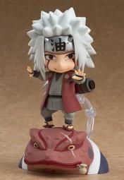 Naruto Shippuden: Jiraiya & Gamabunta Set - Nendoroid