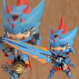 Monster Hunter Tri G: Male Swordsman - Lagia X Edition Nendoroid