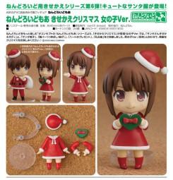 Nendoroid More: Chistmas Set Female Ver.