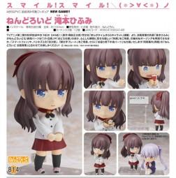 New Game!: Hifumi Takimoto - Nendoroid