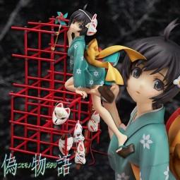 Nisemonogatari: Tsukihi Araragi Alternate Color ver. 1/8 Scale PVC Statue