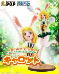 One Piece: Excellent Model P.O.P Carrot Limited Edition 1/8 Scale PVC Statue