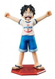 One Piece: P.O.P. CB-1R Monkey D. Ruffy 1/8 Scale PVC Statue