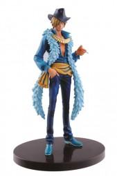 One Piece: DXF Sanji non Sclae PVC Statue
